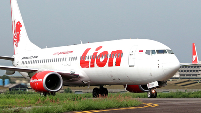 PK-LOV - Boeing 737-8GP - Lion Air