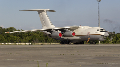 EX-76003 - Ilyushin IL-76TD - Fly Sky Airlines