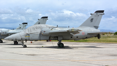 MM55047 - Alenia/Aermacchi/Embraer AMX-T - Italy - Air Force