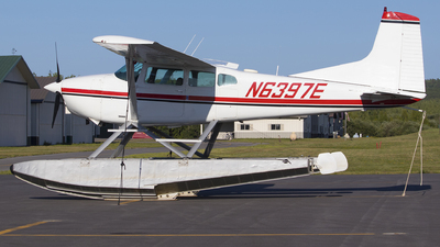 N6397E - Cessna A185F Skywagon - Private