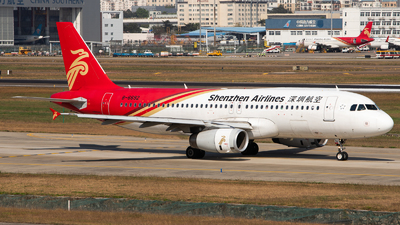 B-6692 - Airbus A320-232 - Shenzhen Airlines