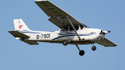 B-7901 - Cessna 172R Skyhawk - Civil Aviation Flight University of China