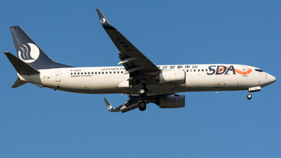 B-5628 - Boeing 737-85N - Shandong Airlines