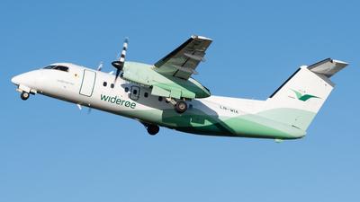A picture of LNWIA - De Havilland Canada Dash 8100 - Wideroe - © Richard Toft