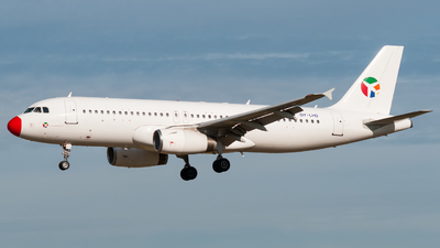 OY-LHD - Airbus A320-231 - Danish Air Transport (DAT)