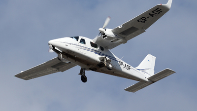 SP-ADF - Tecnam P2006T - Private