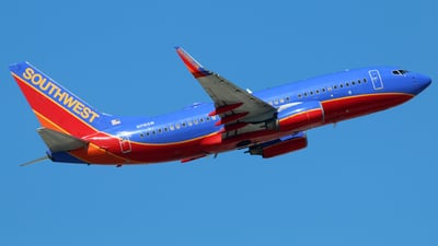 A picture of N716SW - Boeing 7377H4 - Southwest Airlines - © Brian T Richards