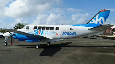 A picture of N7994R - Beech 99 Airliner - [U103] - © Hector Rivera - Puerto Rico Spotter
