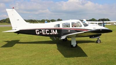 G-ECJM - Piper PA-28R-201T Turbo Arrow III - Private