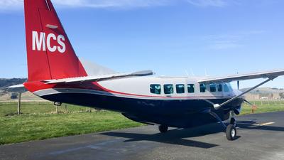 ZK-MCS - Cessna 208B Grand Caravan - Milford Sound Flightseeing