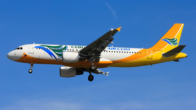 RP-C3269 - Airbus A320-214 - Cebu Pacific Air