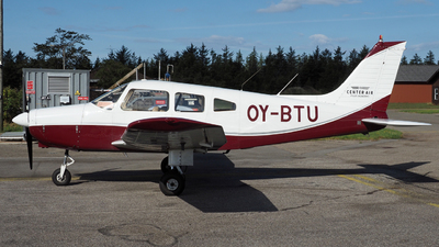 OY-BTU - Piper PA-28-161 Warrior II - Center Air Pilot Academy