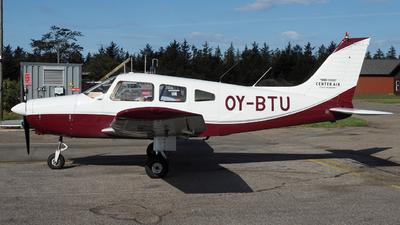 OY-BTU - Piper PA-28-161 Warrior II - Center Air Pilot Academy