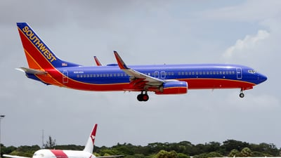N8648A - Boeing 737-8H4 - Southwest Airlines