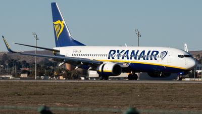 A picture of EIEBO - Boeing 7378AS - Ryanair - © Fryderyk Kastelnik/ Fred Aviation