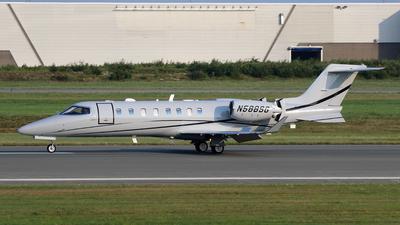 N588SG - Bombardier Learjet 75 - Private