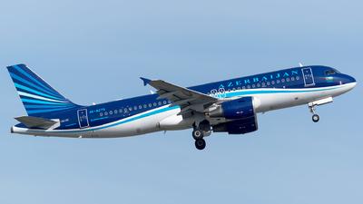 4K-AZ79 - Airbus A320-214 - AZAL Azerbaijan Airlines