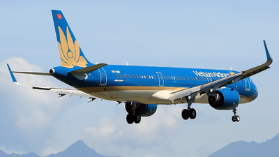 VN-A619 - Airbus A321-272N - Vietnam Airlines