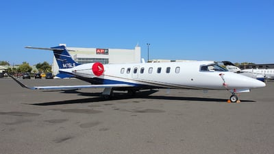 N475LS - Bombardier Learjet 75 - Private