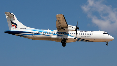 HS-PZN - ATR 72-212A(600) - Bangkok Airways