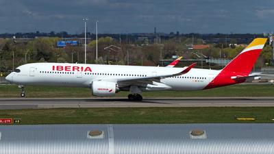 EC-NGT - Airbus A350-941 - Iberia