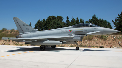 MM7286 - Eurofighter Typhoon EF2000 - Italy - Air Force