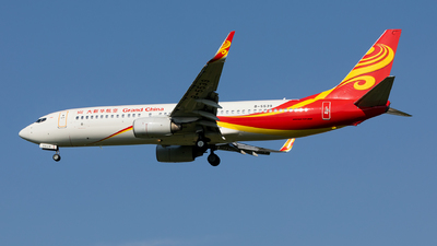 B-5539 - Boeing 737-84P - Grand China Air
