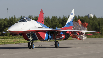 RF-91929 - Mikoyan-Gurevich MiG-29S Fulcrum C - Russia - Air Force