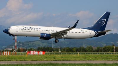 EI-CSI - Boeing 737-8AS - Blue Panorama Airlines