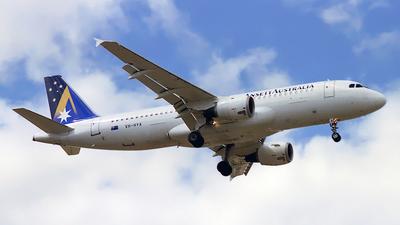 VH-HYA - Airbus A320-211 - Ansett Australia
