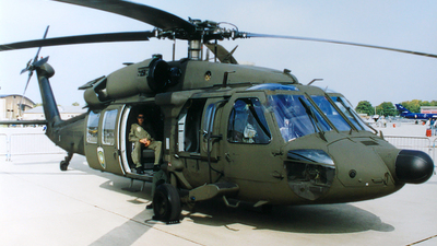 87-24583 - Sikorsky UH-60A Blackhawk - United States - US Army