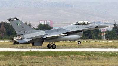 84713 - General Dynamics F-16AM Fighting Falcon - Pakistan - Air Force