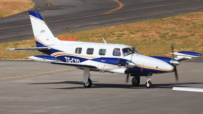 A picture of TGCYO - Piper PA31T Cheyenne II - [31T8020003] - © Kenneth Mora Flores