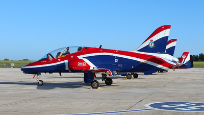 XX230 - British Aerospace Hawk T.1A - United Kingdom - Royal Air Force (RAF)