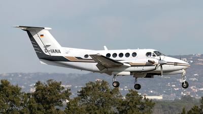 A picture of DIANA - Beech B200 Super King Air -  - © Pedro Aragão