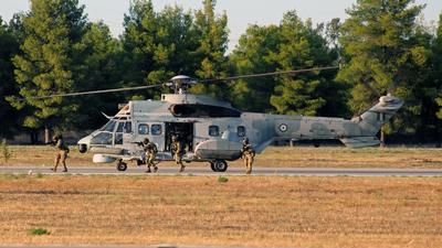 2787 - Aérospatiale AS 332C1 Super Puma - Greece - Air Force
