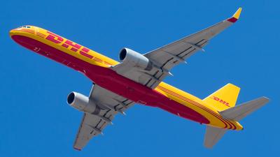 D-ALEU - Boeing 757-23N(PCF) - DHL (European Air Transport)