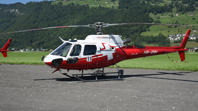 HB-ZNH - Eurocopter AS 350B3 Ecureuil - Swiss Helicopter AG