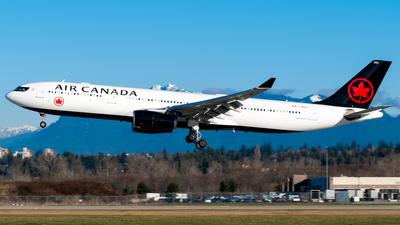 C-GKUH - Airbus A330-343 - Air Canada