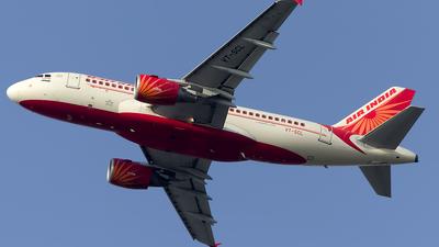 VT-SCL - Airbus A319-112 - Air India