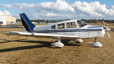 VH-TMM - Piper PA-28-151 Cherokee Warrior - Private