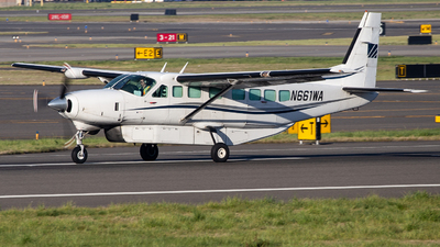 A picture of N661WA - Cessna 208B Grand Caravan - Airpac Airlines - © John Marzo