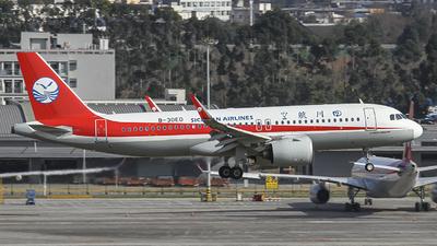 B-30E0 - Airbus A320-271N - Sichuan Airlines
