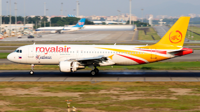 RP-C9799 - Airbus A320-214 - Royal Air Philippines