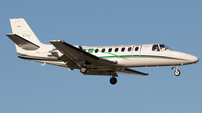 N34CS - Cessna 560 Citation Ultra - NORA - Nationwide Organ Recovery Network