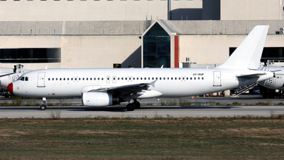 OY-RUP - Airbus A320-231 - Danish Air Transport (DAT)
