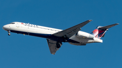 A picture of N717JL - Boeing 7172BD - Delta Air Lines - © Yan777