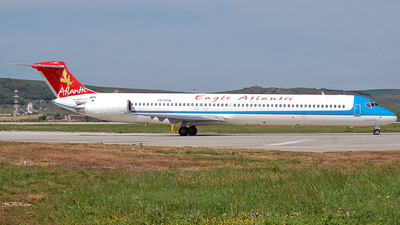YR-OTN - McDonnell Douglas MD-82 - Eagle Atlantic Airlines