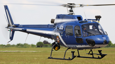 F-MJCO - Aérospatiale AS 350B Ecureuil - France - Gendarmerie