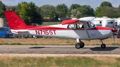 A picture of N7155T - Cessna 172A Skyhawk - [46755] - © CJMoeser